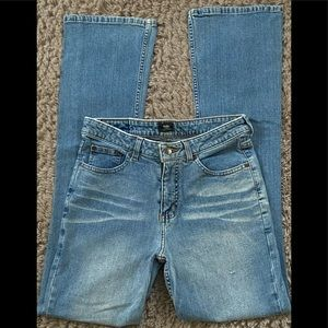 Mossimo stretch  bootcut Jeans size 2